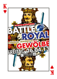 Battle Royal@Asiahouse