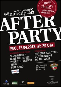 Weinturm Wintercup - After Party