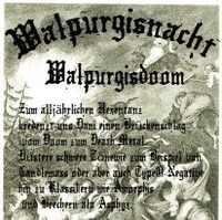 Walpurgisnacht-Walpurgisdoom hosted by Dani@Abyss Bar