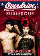 Overdrive Danceclub Burlesque