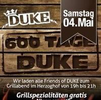 600 Tage Duke