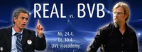 Champions League Live in der academy - Real vs. Bvb@academy Cafe-Bar