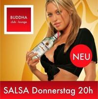 Salsa Night@Buddha Club Lounge