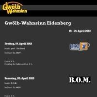 10 Jahre Gwölb Wahnsinn - Its hot