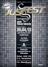 Original Jusfest Springtime 2013