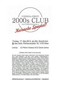 2000s Club - Karaoke Special