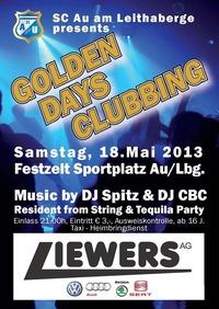 Golden Days Clubbing