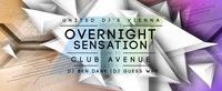 United DJ's Vienna presents Overnight Sensation@Club Avenue
