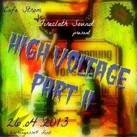 Fireclath High Voltage Party2