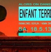 Alorse on danse mit Entant Terrible (nimm.zwei, Berlin), Ed Royal (twentyone-recordings, A)
