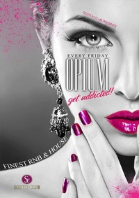 Opium welcomes the summer@Scotch Club