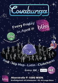 Cowabunga@Bliss Club