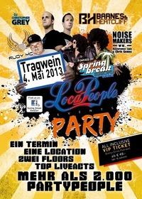 Spring Break Party 2013@Veranstaltungshalle