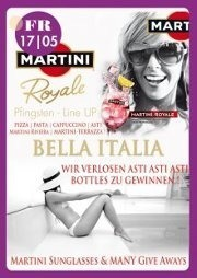 Martini Royal - Lifestyle auf Italienisch@Johnnys - The Castle of Emotions