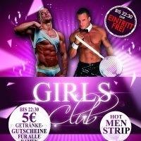Girls Club - 5 Getrnke Gutscheine - Men Strip@Disco P2