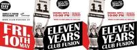 11 Jahre Club Fusion  @Babenberger Passage