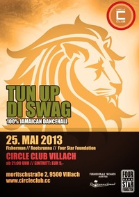 Tun Up di Swag: Reggae & Dancehall  Rootsrunner, Fisherman & Four Star Foundation