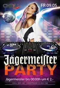 Jägermeister Party@Chilli Bar