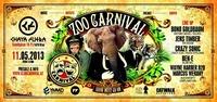 Zoo Carnival - the Safari must go on@Chaya Fuera