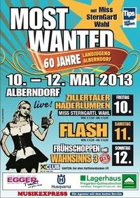 Most Wanted@Veranstaltungsgelände