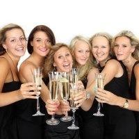 Ladies Club@Crystal Bottle Bar