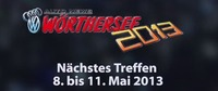 32. Golf-GTI-Treffen Wörthersee 2013@GTI Treffen