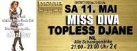Miss Diva Topless DJane