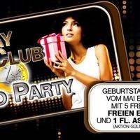Birthday Club & 1 Euro Party m. Dj Duschko@Brooklyn
