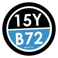 The Official -15 Years of B72 Birthday Party@B72