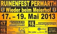 Ruinenfest der FF Perwarth@Meierhof Ruine