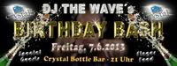 Dj the Wave´s Birthday Bash@Crystal Bottle Bar