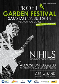Profil Gardenfestival