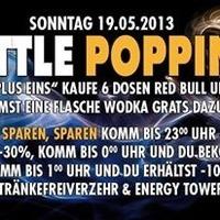 Bottle Popping - Einlass ab 16 Jahren@Musikpark A14