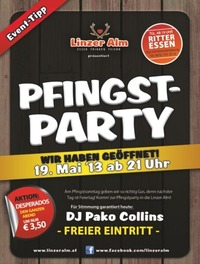 Pfingst-Party