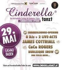 Cinderella tanzt@Casino Baden