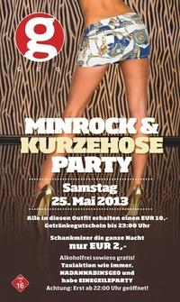 Minirock & Kurzehose Party@GEO