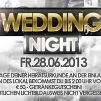 Wedding Night@A-Danceclub