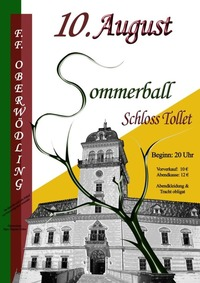 Tolleter Sommerball@Schloß Tollet