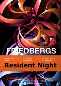 Resident Night