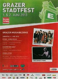 Grazer Stadtfest@Innenstadt