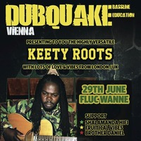 Dubquake #15 - Keety Roots