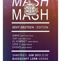 Mashmash sexy deutsch@Badeschiff