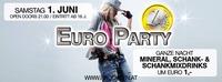 1 Euro Party m. DJ Duschko@Brooklyn