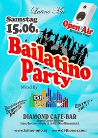 Bailatino Party (open Air)@Diamond Cafe Bar