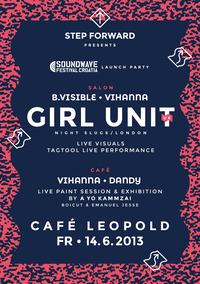 Step Forward pres. Soundwave Festival Launch Party@Café Leopold