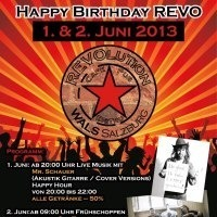 Happy Birthday Revo Salzburg