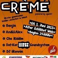 Crème de la Crème - Schülerfest