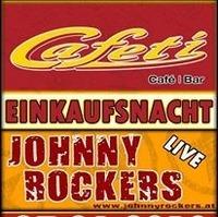 Johnny Rockers live@Cafeti Club