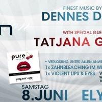 White Session mit Tatjana Gsell & Dennes Deen @Club Alpha