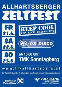 Zeltfest FF-Allhartsberg@Festzelt